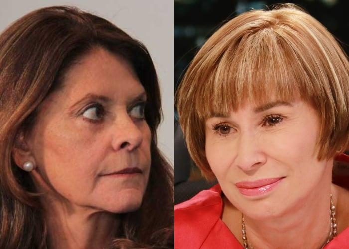 Jalón de orejas a la Vicepresidenta y a la Ministra Alicia Arango