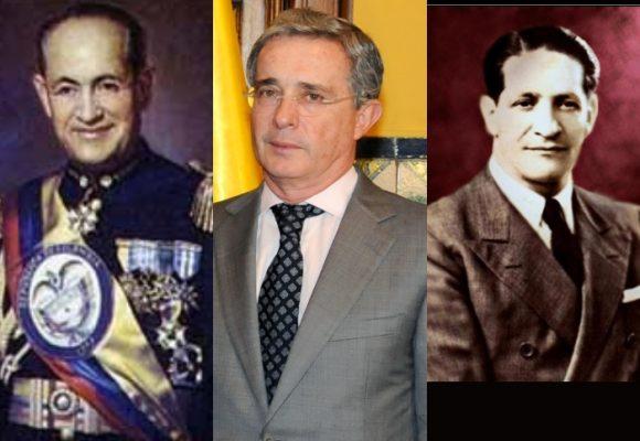 Uribe, Gaitán y Rojas Pinilla: los tres dictadores que ha tenido Colombia
