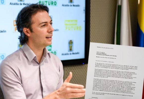 Carta abierta a Daniel Quintero, alcalde de Medellín