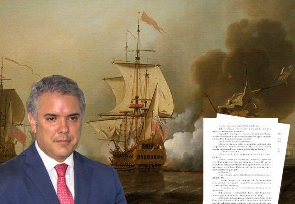 Carta abierta a Duque de la Red Universitaria de Patrimonio Cultural Sumergido