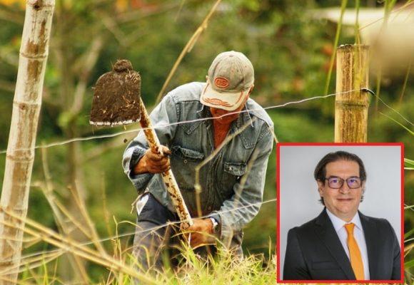 6 promesas del nuevo MinAgricultura con los agricultores colombianos