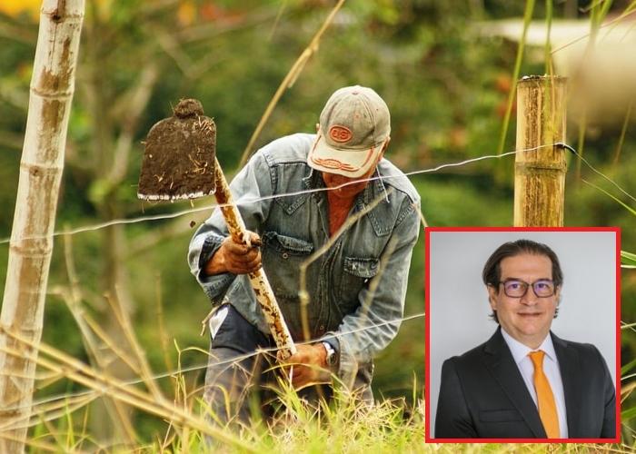 Ministro Zea, los productores del agro requieren soluciones