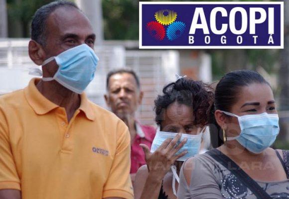 Las medidas económicas que propone Acopi por cuarentena