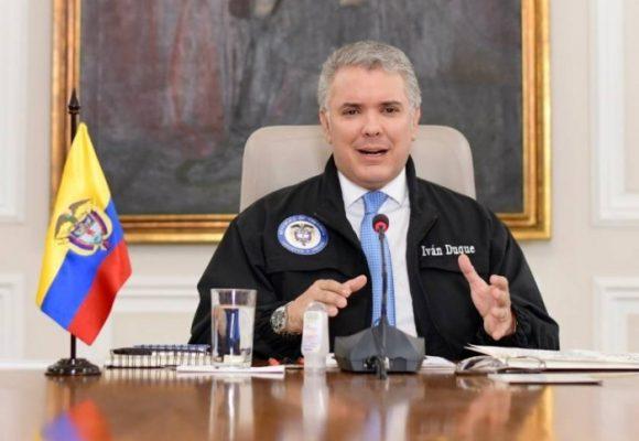Recomendaciones al presidente Duque para enfrentar el COVID-19 en Colombia