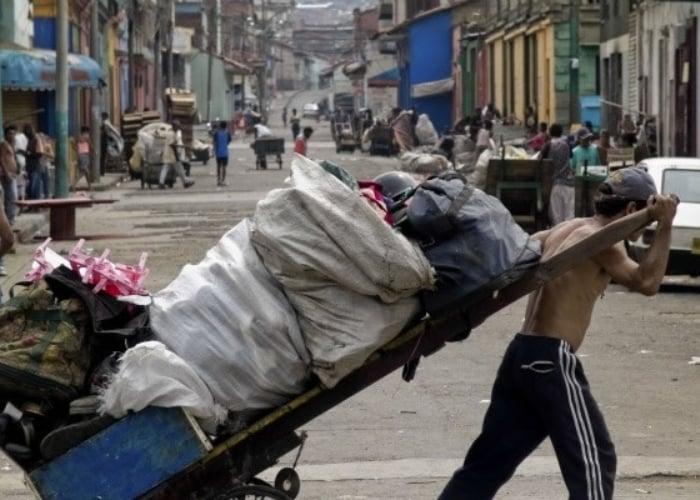 Sobre la cuarentena de los habitantes de calle en Bogotá