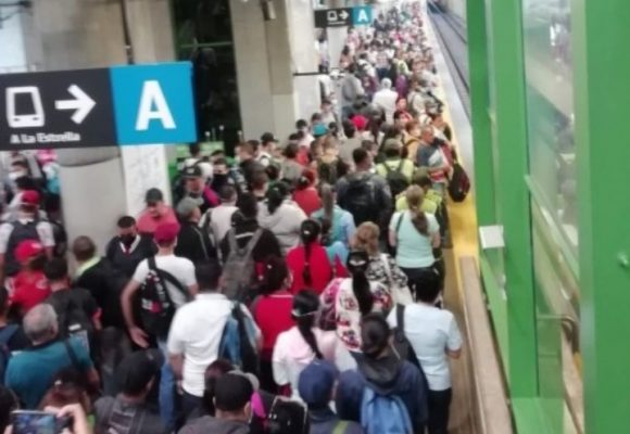 Ríos de gente en Medellín desacataron la medida de cuarentena