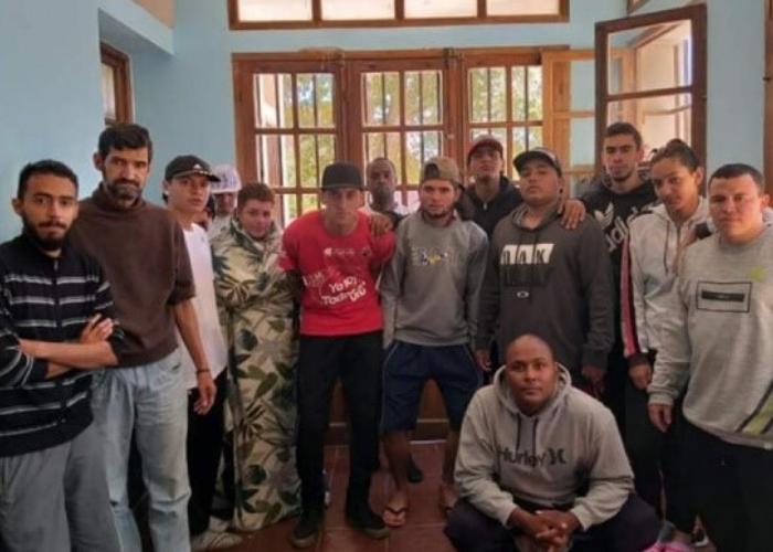 La pesadilla que viven 15 colombianos atrapados en Argentina