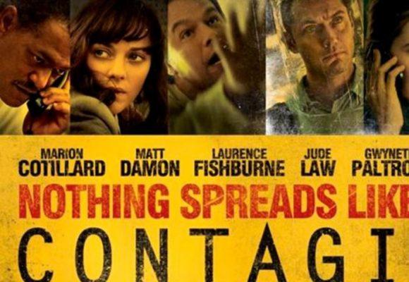 Contagio, la película estrenada en 2011 que predijo el COVID-19