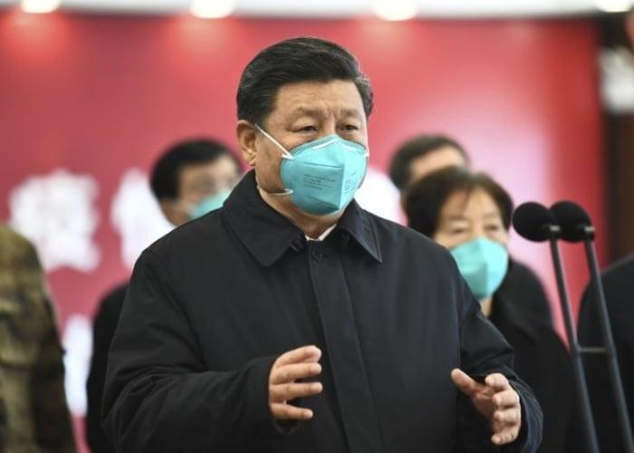China y sus tapujos