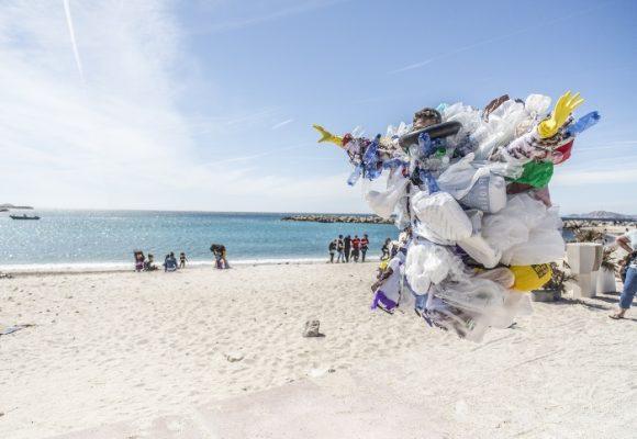 San Andrés, un paraíso que necesita reciclar