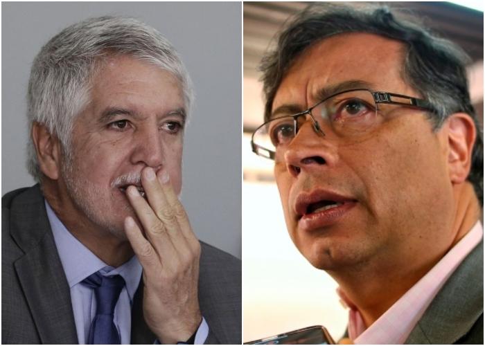 La callada de boca de Petro a Peñalosa