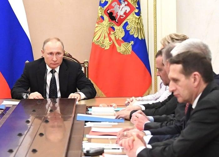 Putin: Hasta 2036