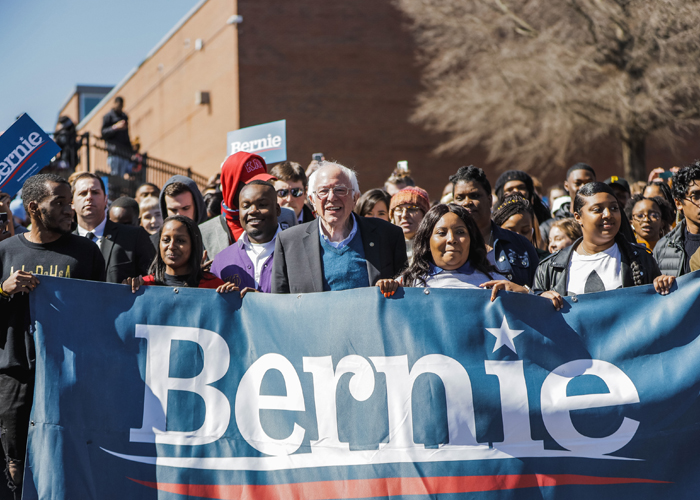 Bernie Sanders, el demócrata que revolcó la política estadounidense