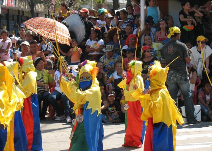 El Carnaval de Barranquilla, otro distractor de lo que pasa en Colombia