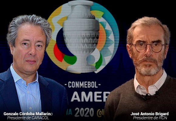 Ni a RCN ni a Caracol les da las cuentas para transmitir la Copa América