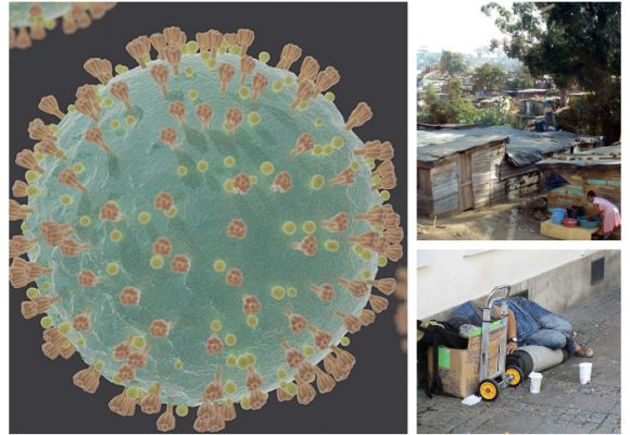 Coronavirus: ¿el culpable de todo lo malo que pasa en Colombia?