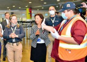 ¿Está Migración Colombia cumpliendo el protocolo contra el coronavirus?
