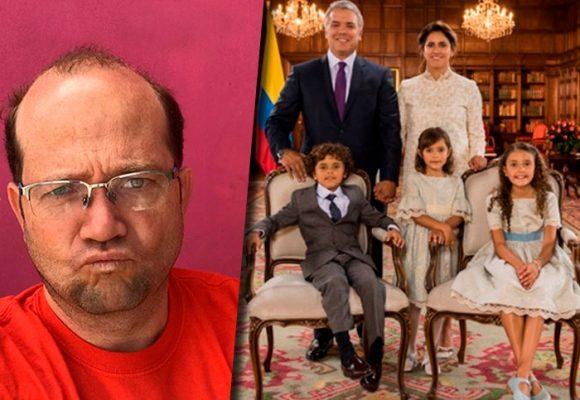 """""""Respete a los niños Daniel Samper"""" el ataque uribista al humorista"""