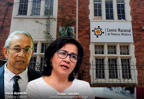 Dura pelea de la Asociación Minga con el Centro de Memoria