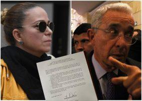 Primer efecto Ñeñepolítica: renuncia la asesora de Uribe