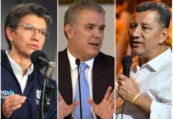 Nueva rebelión de alcaldes y gobernadores contra Duque