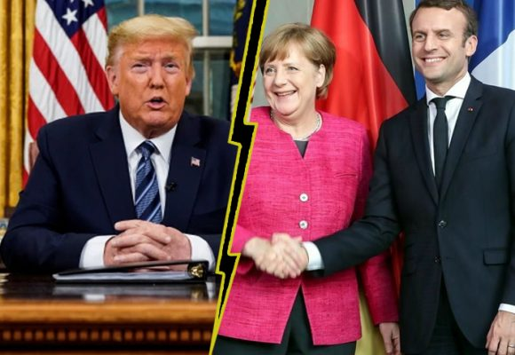 Trump aísla a Estados Unidos de Europa