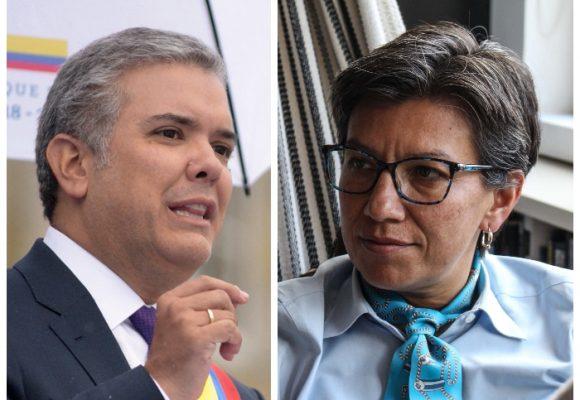 Duque desvirtuóa Claudia López sobre cuarentena