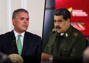 ¿El coronavirus podría reactivar las relaciones entre Duque y Maduro?