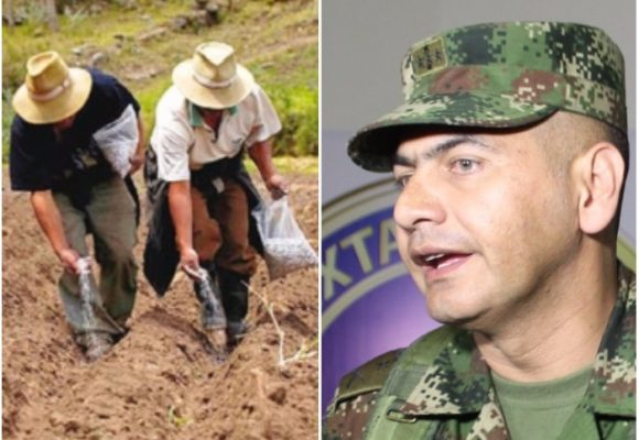 El Ejército le habría robado comida a campesinos en el Cauca