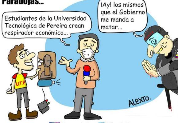 Caricatura: Paradojas...