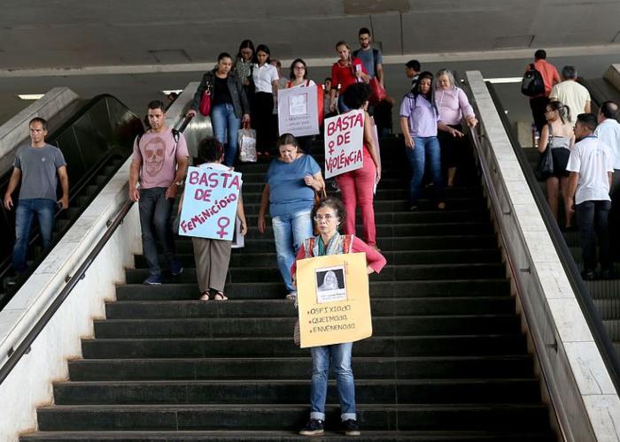 La farsa de los feminicidios en Colombia