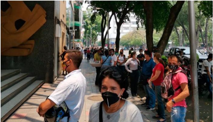 Calles llenas de gente y carros: en Cúcuta la gente no cree en el Coronavirus