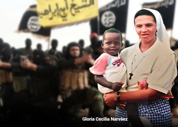 El desespero de Rosita, la mamá de la monja colombiana secuestrada por Al Qaeda