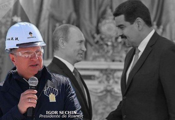 Rosneft, la petrolera rusa le dijo adiós a Maduro, ¿qué hay detrás?