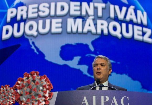 El presidente Duque se salvó del Coronavirus