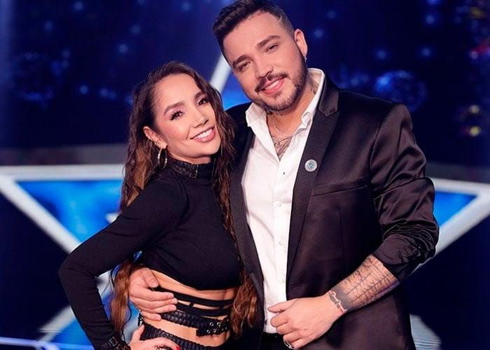 75 mil pesos vale ver un streaming de Jessi Uribe y Paola Jara