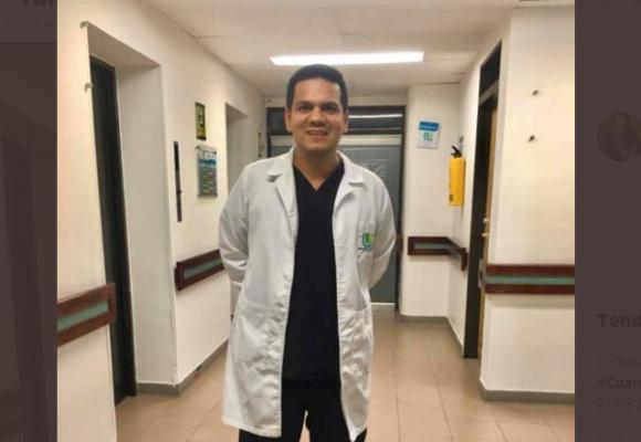 El médico que está grave por coronavirus en Bogotá