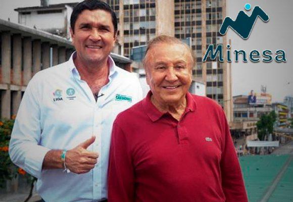 El alcalde de Bucaramanga no baja la guardia contra Minesa