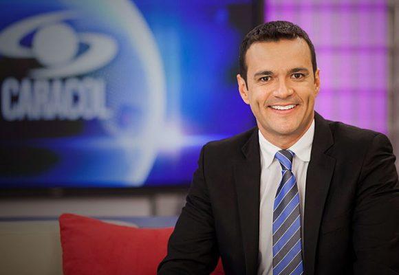 El encanto de Juan Diego Alvira que multiplica audiencias en el Noticiero Caracol