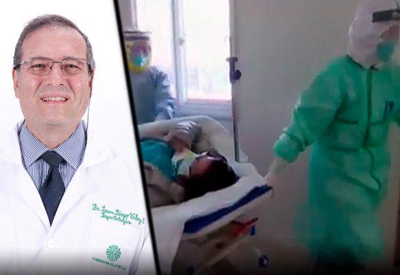 El Doctor Juan Diego Vélez le apuesta a medicamento contra el coronavirus