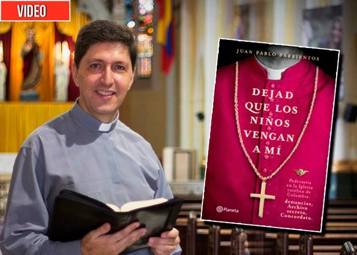 El vaticano suspende al cura paisa Carlos Yepes