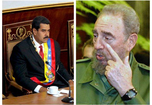 Maduro, el títere del régimen cubano