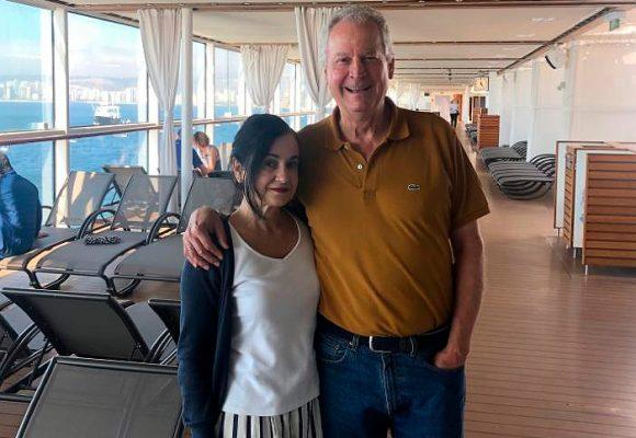 Los colombianos atrapados en un crucero frente a Valparaíso por culpa del coronavirus
