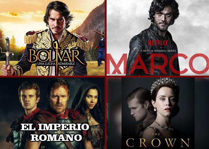 Diez Series de Netflix sin desperdicio para la Cuarentena