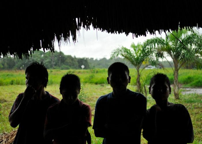 Los indígenas Nukak, de regreso a la selva en huida del Coronavirus