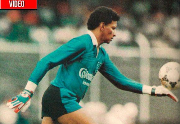 ¿Por qué Pedro Antonio Zape es el mejor arquero de la historia de Colombia?