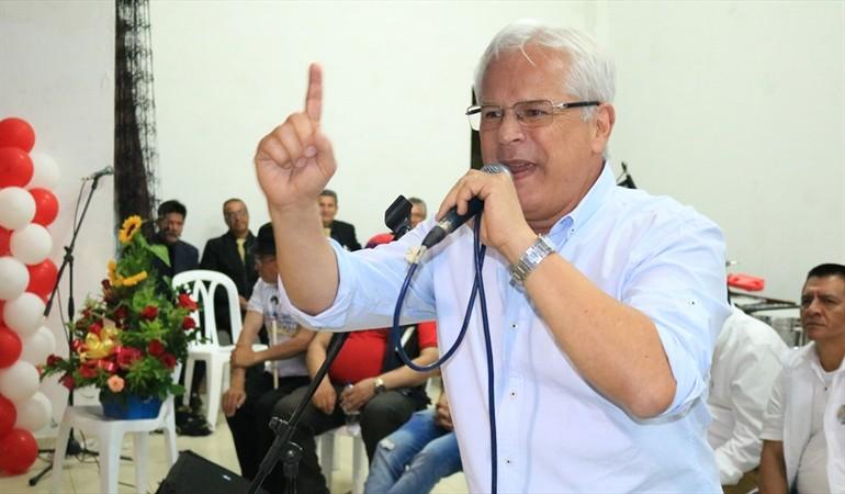 Video: Alcalde de Popayán informa que tiene coronavirus