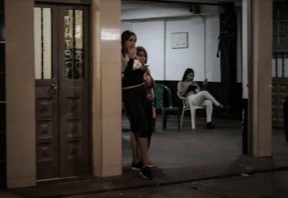 Cuarentena para las trabajadoras sexuales: una sin salida