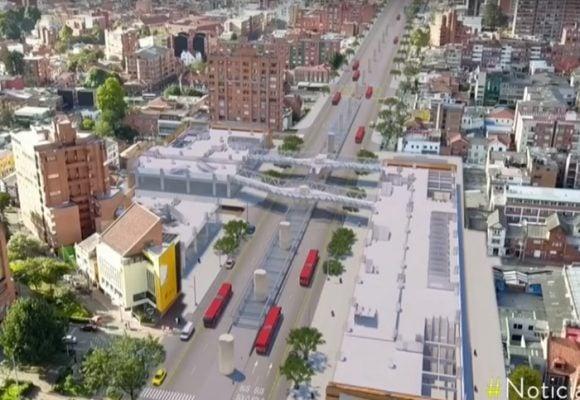 La pelea de la izquierda contra las obras de Bogotá