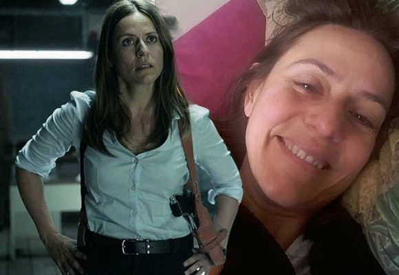 La inspectora Raquel de la Casa de Papel otra víctima del coronavirus